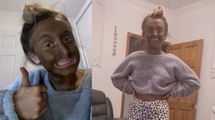 Mum Left In Stitches After Teenage Daughter's Fake Tan Fail