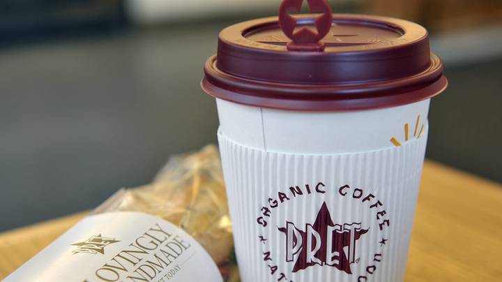 You Can Get A Month's Worth Of Free Coffee At Pret