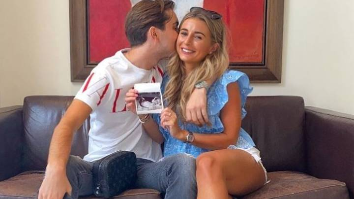 BREAKING: Dani Dyer Pregnant With First Child