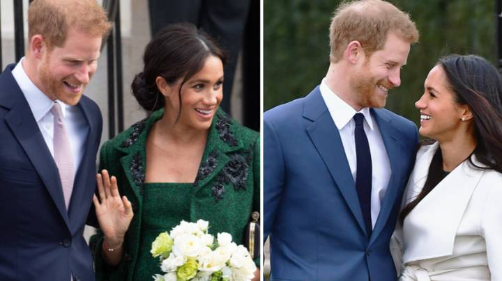 Prince Harry Confirms Meghan Markle Has Given Birth To A Boy