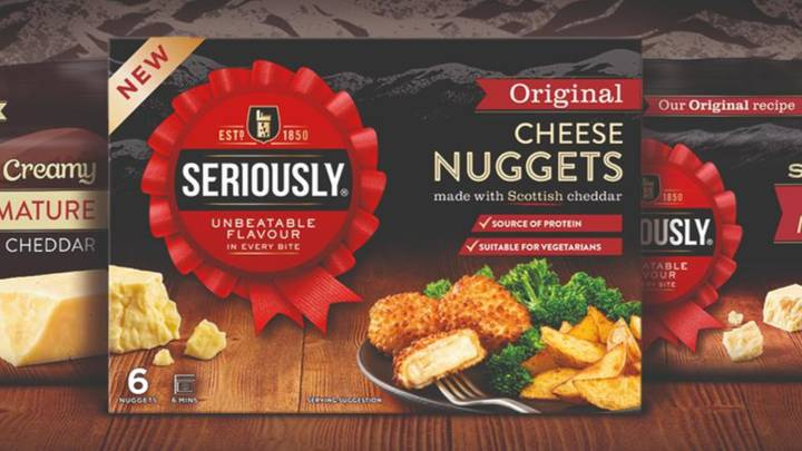 You Can Now Get Cheese Nuggets From Ocado And Waitrose