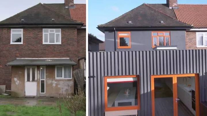 Couple 'Turn Home Into B&Q' On 'Ugly House To Lovely' House