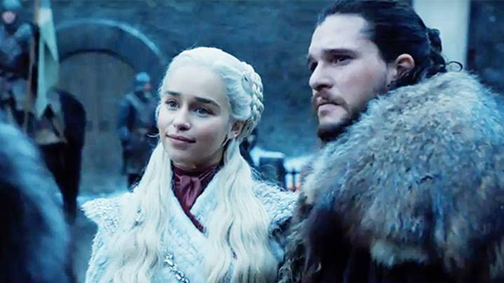 HBO Teases 'Game Of Thrones' Final Season In New Trailer