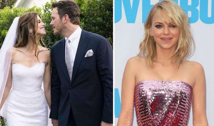 Chris Pratt Marries Katherine Schwarzenegger And Ex-Wife Anna Faris Attends