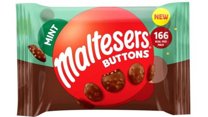 Maltesers Is Set To Launch Mint Chocolate Buttons