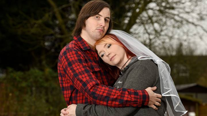 'Britain's Unluckiest Bride' Finally Ties The Knot After Postponing Seven Times