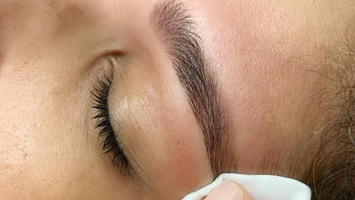This Is How To Tint Your Brows From Home