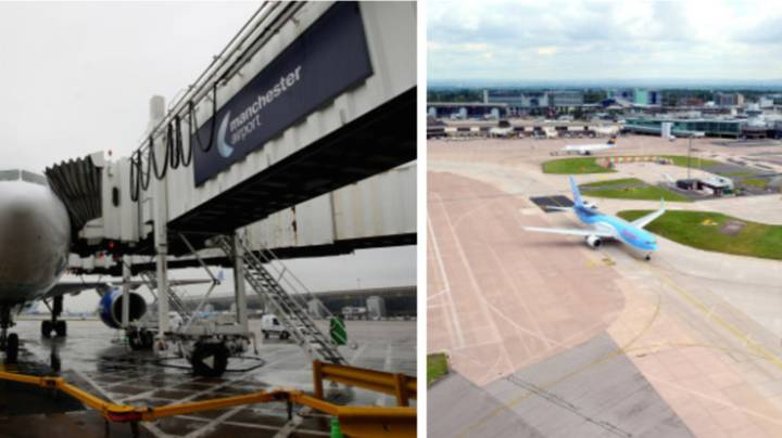 Manchester Airport Has Scheme In Place To Fast-Track Families With Autistic Children