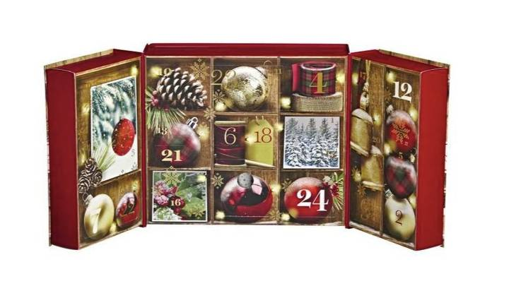 Yankee Unveils Two Advent Calendars For Christmas And We Want Both