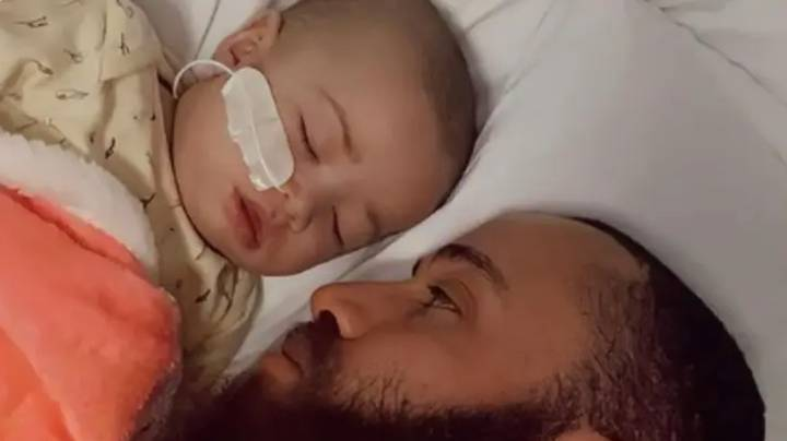 Ashley Cain Reveals Daughter Azaylia Stopped Breathing During Seizure