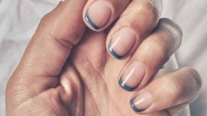 Beauty Therapist Trolled Over 'Denim-Inspired' Tips That Look Like 'Dirty Fingers'