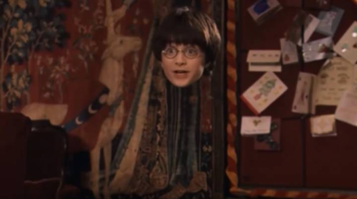 You Can Now Get A Harry Potter Invisibility Cloak