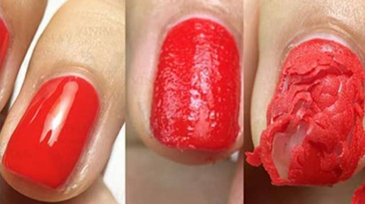 People Are Raving Over This 'Magic' Polish That Removes Gel In Minutes