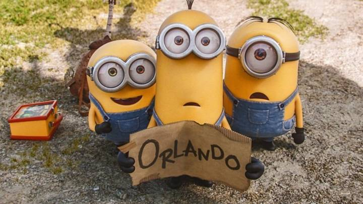 'Minions' Has Been Added To Netflix Just In Time For The Weekend