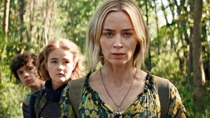 A Quiet Place II Drops In UK Cinemas Today