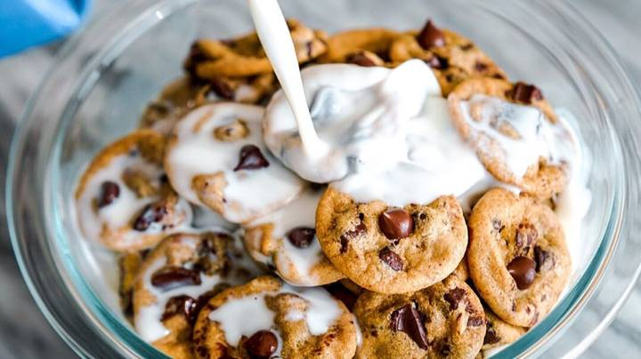 Chocolate Chip Cookie Cereal Is The Tastiest New Food Trend You Need To Try