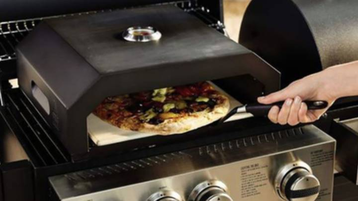 Aldi's Selling A BBQ Pizza Oven And It's A Self Isolation Essential