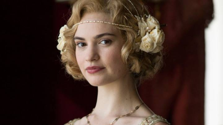 'Downton' Fans Will Love Lily James' New BBC Drama