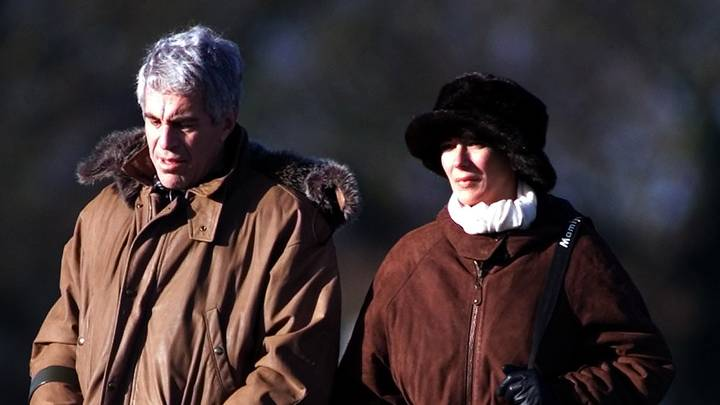 BREAKING: Ghislaine Maxwell Arrested In Connection With Jeffrey Epstein