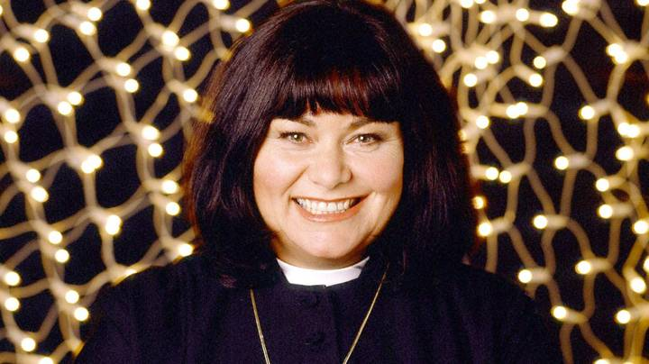 First Look At Dawn French In The Vicar Of Dibley In Lockdown Drops