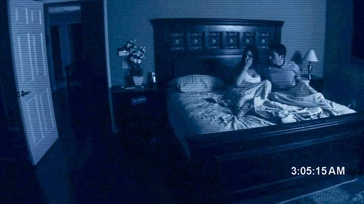 A Paranormal Activity Reboot Is Officially Happening