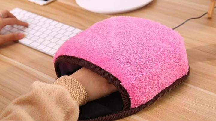 Heated Mouse Pads Are Perfect For The Person In The Office Who Is Always Cold