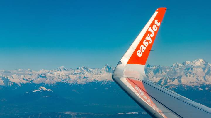 EasyJet Asks Passenger To Remove Photo Of 'Backless Seats' On Flight