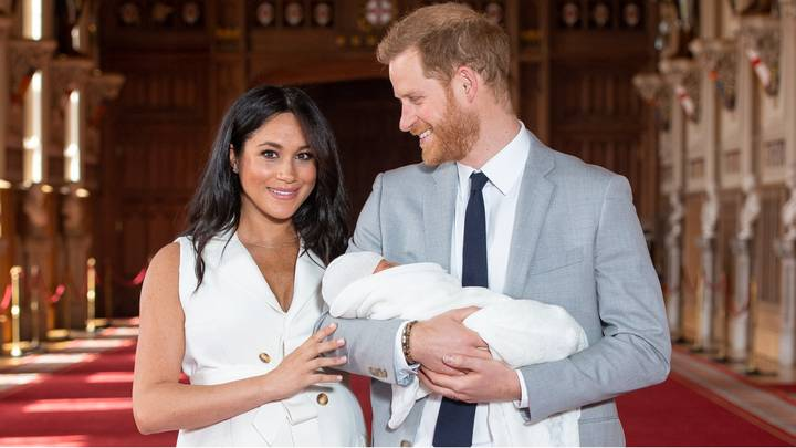 Harry And Meghan's Son Archie Speaks With American Accent In Royal Couple's New Podcast