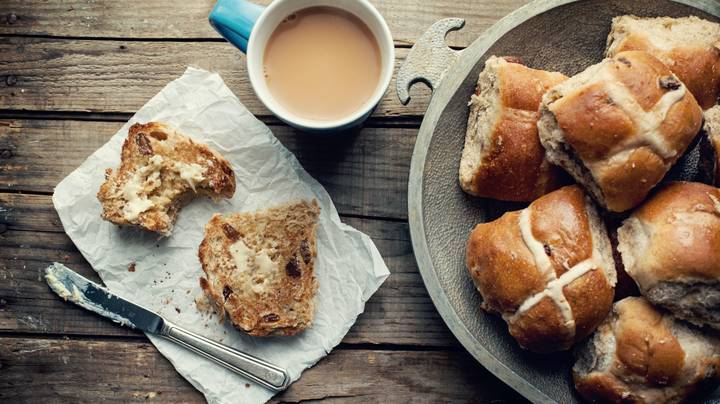 ASDA Launches Pizza-Flavoured Hot Cross Buns For Easter