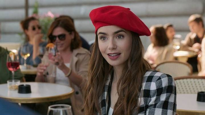Lily Collins Revealed Her Emily In Paris Character's Age - And Everyone Is Now Confused