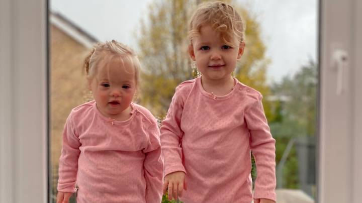 'One Of My Twins Was Born With Down's Syndrome While The Other Wasn't'