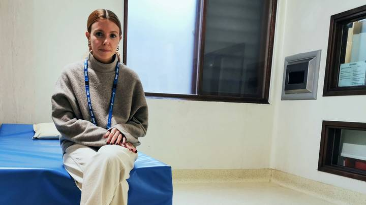 People Are Saying Stacey Dooley's New Psych Ward Documentary Is Heartbreaking
