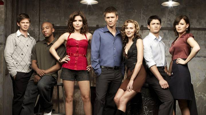The Entire Series Of One Tree Hill Is Coming To All4 This Month