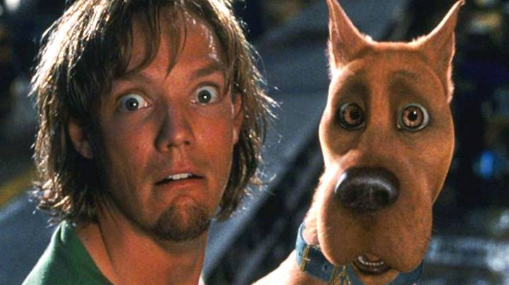 People Are Haunted After Seeing Scooby Doo Before CGI In Backstage Footage