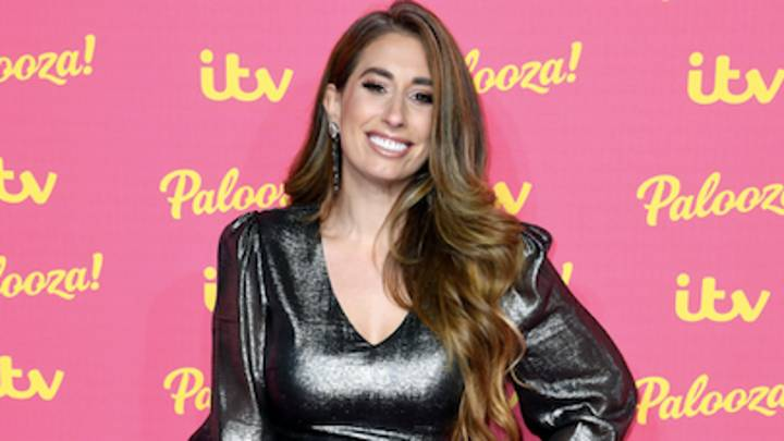 Stacey Solomon Bursts Into Tears In Video Of Baby Rex Walking For First Time