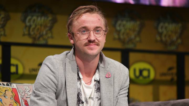 People are Just Discovering Tom Felton's Granddad Played A Character In Harry Potter