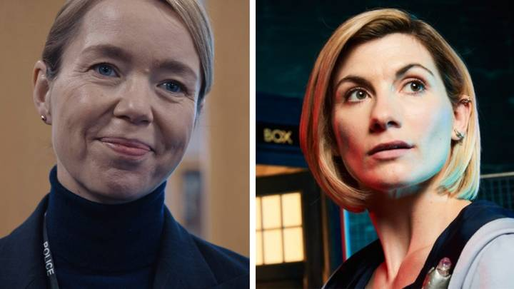 Line Of Duty's Anna Maxwell Martin Tipped To Be Named As Next Doctor Who