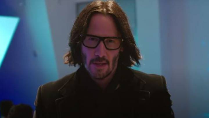 Everyone Is Obsessed With Keanu Reeves' Cameo In Netflix's 'Always Be My Maybe'