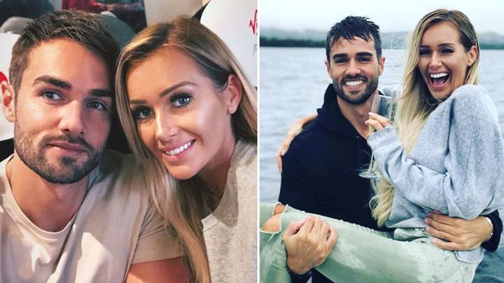 Love Island Fans Are Convinced Laura Anderson And Paul Knopps Have Split