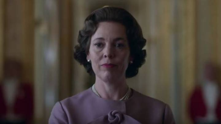 New 'The Crown'  Series Three Trailer Drops Showing Olivia Colman As The Queen