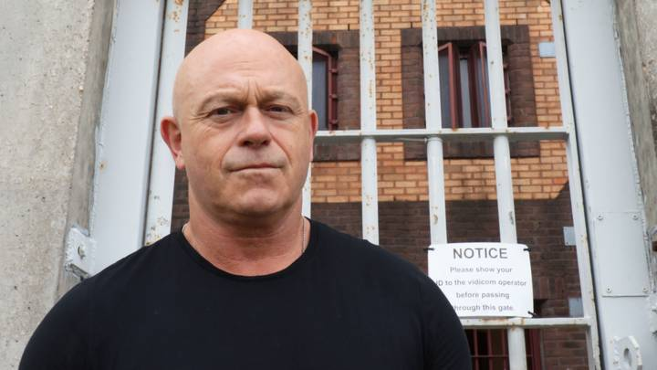 'Welcome To HMP Belmarsh' With Ross Kemp Returns To ITV
