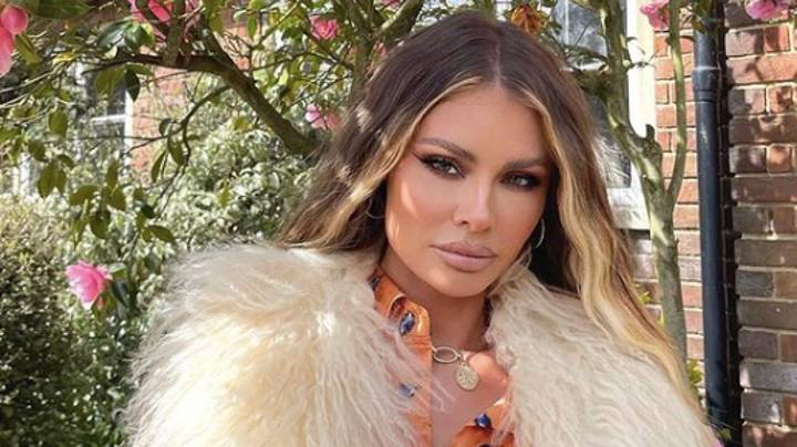 TOWIE Star Chloe Sims Shows Off New Natural Look After Removing Fillers