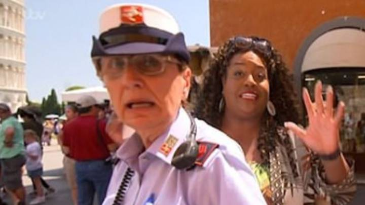 'This Morning' Presenter Alison Hammond Is Nearly Arrested By Italian Police