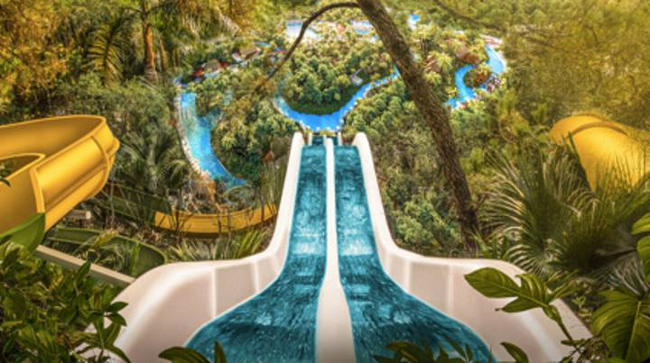 This Luxury Water Park In Mexico Is The Stuff Of Grown Ups' Dreams
