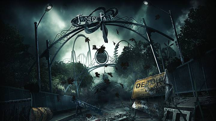 Thorpe Park Fright Night Returns This Week And It Looks Creepier Than Ever