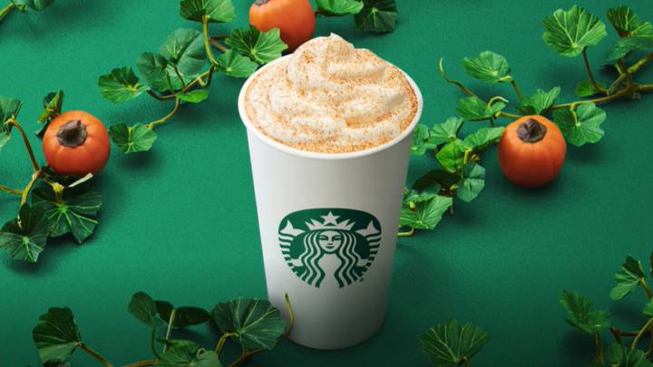 Starbucks UK Announces Pumpkin Spice Lattes Are Launching Next Week