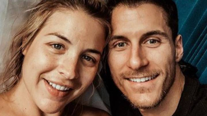 Gemma Atkinson and Gorka Marquez Share First Photo Of Their Baby Girl As They Reveal Her Name