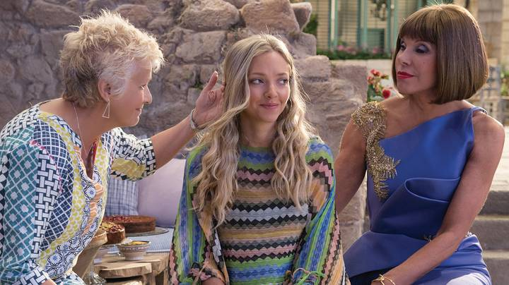 'Mamma Mia 2' Lands On Netflix On Friday