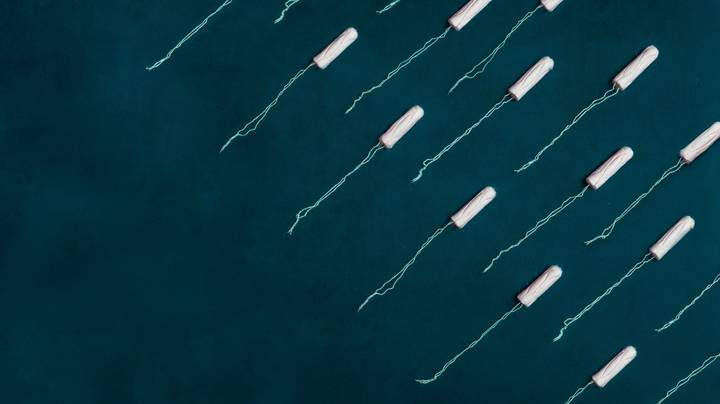 NHS Patients To Be Offered Free Tampons For First Time