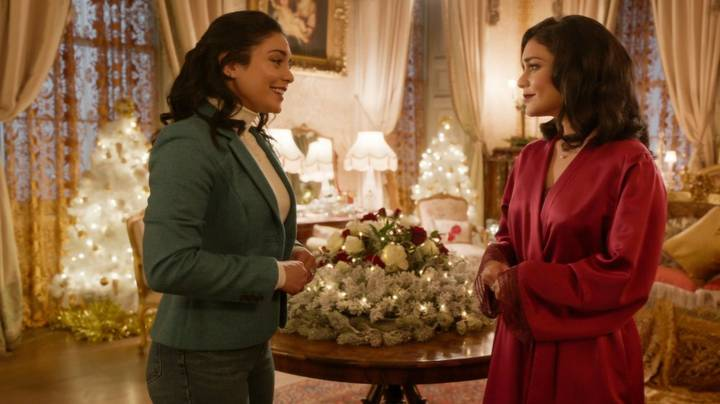 Netflix Drops The Trailer For Princess Switch 2 Starring Vanessa Hudgens
